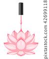 nail, manicure, polish 42699118