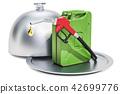 gas restaurant cloche 42699776