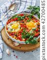 healthy tomato egg 42700485