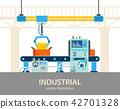 robot machinery factory 42701328