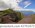 Scenery of Alaska · Aleutian Archipelago · Uranasuka Island 42701672