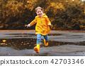 happy, child, girl 42703346