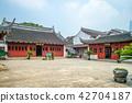 Minglun Hall of Shanghai Wen Miao in china 42704187