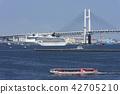 进入横滨港的超级巨星Vago 42705210