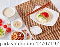cold soy milk korean soup kongguksu 42707192