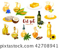 Natural oil, butter and margarine 42708941