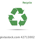 recycle symbol 42713002