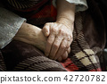 aged, elderly, senior citizen 42720782