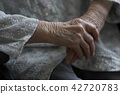 aged, elderly, senior citizen 42720783