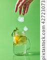 ice, lemonade, drink 42723073