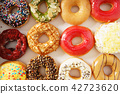 colorful donuts 42723620
