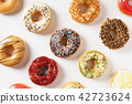 colorful donuts 42723624