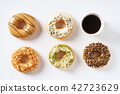 colorful donuts 42723629