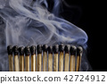 Smoking many security match 42724912