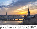 stockholm, sweden, skyline 42726024