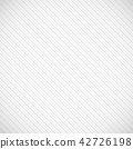 Abstract of soft line pattern background. 42726198