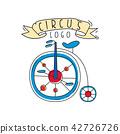 circus, logo, vector 42726726