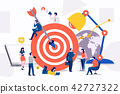 Teamwork target marketing 42727322
