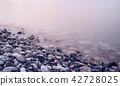 Sea shore and waves 42728025