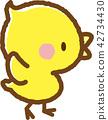 小雞 動物 鳥兒 42734430