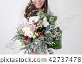 有花束的新娘 42737478
