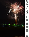 福岡縣田川郡Sueda Town Syed Firework Display 42742100