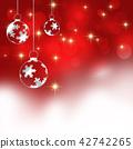 聖誕節聖誕節背景雪水晶雪水晶聖誕老人 42742265