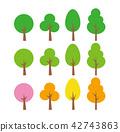 vector, vectors, tree 42743863