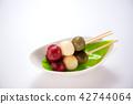 中秋節 團子 甜點 42744064