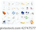 Medical instrument icon 42747577
