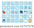 Medical instrument icon 42747578