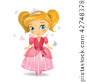 princess girl child 42748378