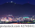 night scape, night scene, night scenery 42749441