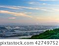 City View, cityscape, scene 42749752