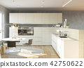 kitchen, room, interior 42750622