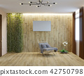 3d rendering of eco style interior design mock up 42750798