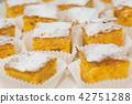 yellow cakes 42751288