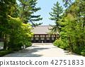 奈良·Toshodaiji寺 42751833
