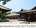 唐招提寺 国宝 重要文化财产 42751964