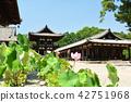 唐招提寺 国宝 重要文化财产 42751968