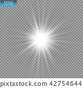 vector, light, flash 42754644
