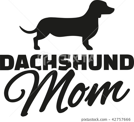 Dachshund Mom 42757666