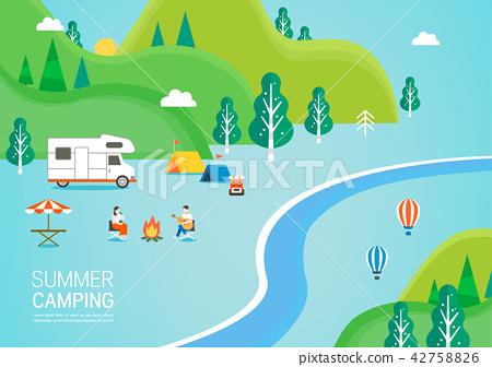令人興奮的夏日之旅 42758826