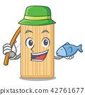 fishing, fish, rod 42761677