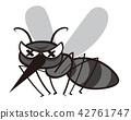 모기, 벌레, 곤충 42761747