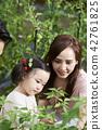 家庭花園,家庭,韓國 42761825