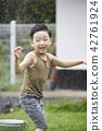 生活,花園,兒童,韓國 42761924