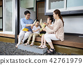 家庭 家人 家族 42761979