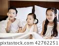 生活,房子,兒童,韓國 42762251