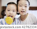 生活,儿童,棒棒糖,韩国 42762334